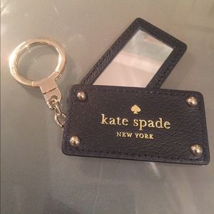 Kate Spade key fob mirror, Awesome!!  NWT